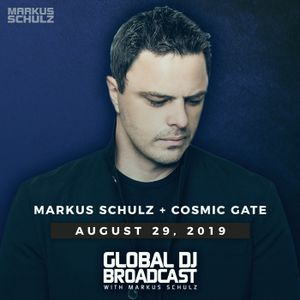 Global DJ Broadcast - Aug 29 2019