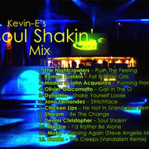 Soulshakin' House Mix - June 2007