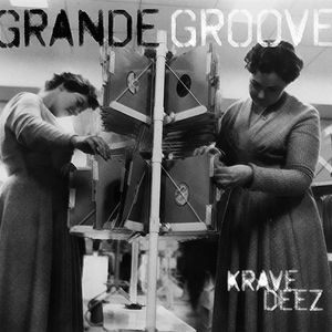 GRANDE GROOVE  (BLUNTED HOUSE MIX)
