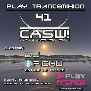Play Trancemixion 041 by CASW!