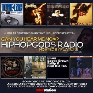 HipHopGods Radio - Episode 154