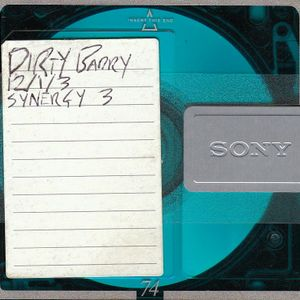 DJ Dirty Barry - Synergy 3