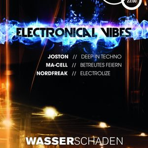 2015.11.06 - electronical vibes club with NordFreak, Ma-Cell, Joston