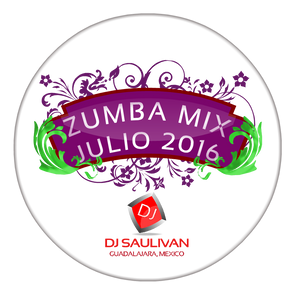 ZUMBA MIX JULIO 2016 DEMO2- DJSAULIVAN