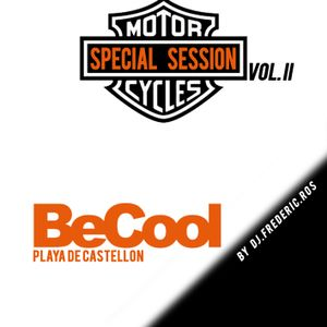Session Harley Davidson 02 at BeCool 2009