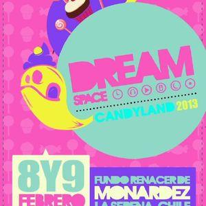 Nazzio - DreamSpace 2013, Renacer de Monardez, la serena (Live)