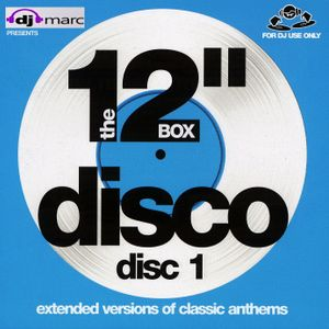 Dj.Marc - The 12 Inch Box Disco CD1