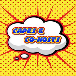 Capes & Co-Hosts! 17