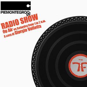 Alex Magno @ Radio Flash 97.6 fm radio, Turin ITA