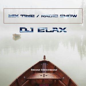 Dj Elax-Mix Time #422 Radio 106-Fm 04.10.17