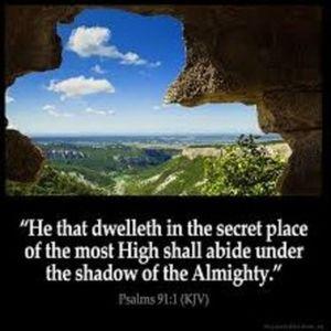 Psalm 91: Part 1