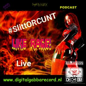 #SlittORCUNT @ D.G.Radio - Like Rage! LIVE PODCAST