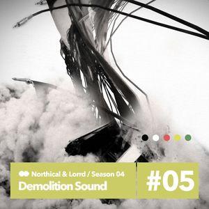 Demolition Sound Radio Show 21/12/14 (northical & lorrd)
