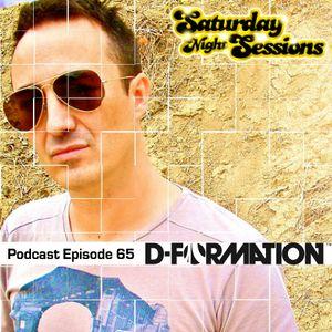D-Formation / Episode 65