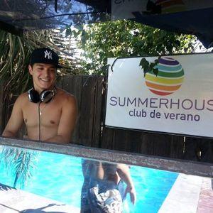 Summer House @ Ale Scocco Live Set (Slow Deep & Progressive House)