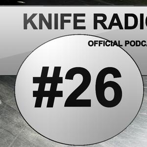 Steve Robbertt | Knife Radio Episode #26 | 06-02-14