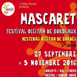 20 octobre 2016 - Le Mascaret, Eclats et le REFEDD