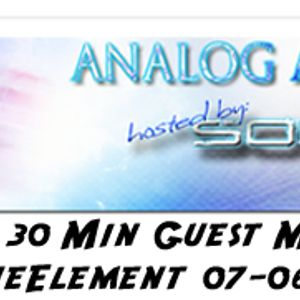 TheElement 30 Min Mix For Soulfix Analog Airways DI FM 07-06-12
