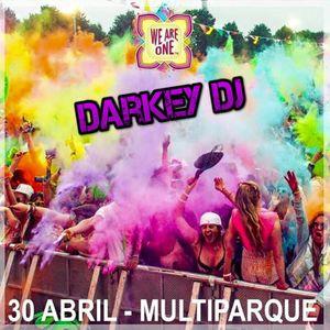 Color Festival Dakey DJ