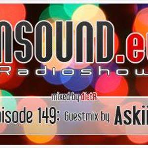 INSOUND Show 149: Guestmix - ASKII