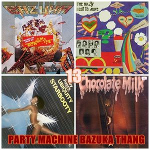 PARTY MACHINE BAZUKA THANG