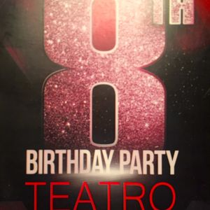 Teatro Tomsk 8 Years Bithday Mix