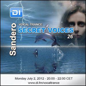 Secret Voices 26 (July 2012)