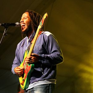 Ziggy Marley and the Melody Makers, Raleigh, NC March 21, 1996