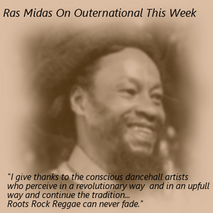 Ras Midas Interviewed by Haji Mike on Outernational July 2012