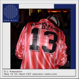 DJ Klapsalon - 13th May 2017