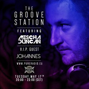 #022 Johannes @ The Groove Station