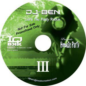 IqBkk - House Party Vol.3 By Dj-BEN IqBkk