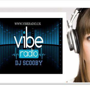 DJ SCOOBY  VIBE RADIO 17TH OCTOBER 2017