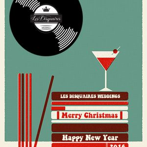 Playlist Les DIsquaires Christmas Rock and Pop