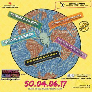 Radio Kanaka International X Karneval der Kulturen auf Multicult.fm Berlin 03.06.2017