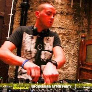 Alan Forrest @ The Wickerman Afterparty (Tech House)