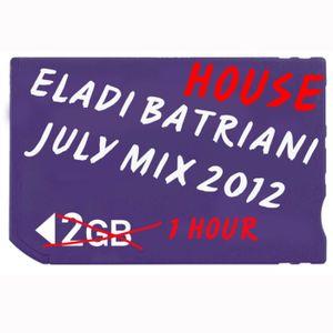 Eladi Batriani House mix July 2012