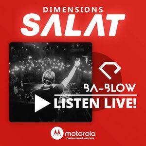 ba-Blow - Live @ SALAT Dimensions 19.05.2017