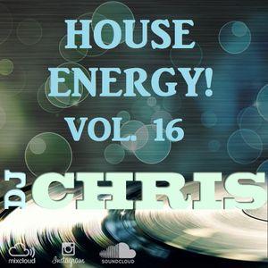 House Energy! Vol.16