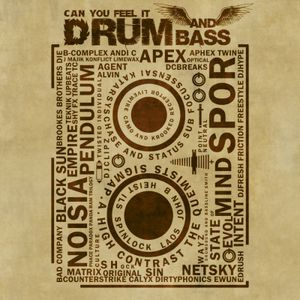 DRUM AND BASS MIX 2012 #2