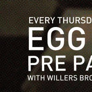 PART 2: Boruch recorded Live @ Egg Ldn Pre-Party @ Trafik 17th March 2o16