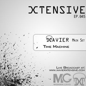 Xtensive Ep.045 Time Machine - July 9th, 2012