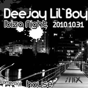 Ibizia Night - Deejay Lil`Boy House Electro Comercial Mix 2010.10.31