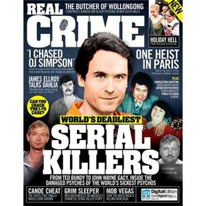 REAL CRIME-James Hoare