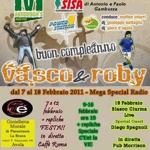 PART 1 -- 18 febbraio 2011 - Blasco Ciurma + Diego Spagnoli + Matteo Inturri +  Power Station Avola