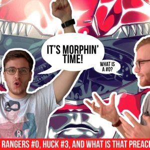 New Power Rangers, Batman vs. TMNT and Preacher! | CCWG 49