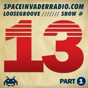 Loosegroove Show #13 Part 1 with Dr Q