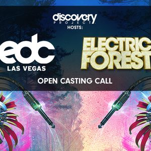Lvrboi -Discovery Project Edc Electric forest open casting