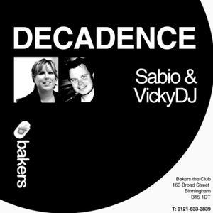 Sabio & Vicky De'Jay: DECADENCE (#1)