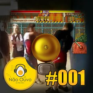 Não Ouvo #001 - Tretas Escolares (ft. Mauricio Meirelles)